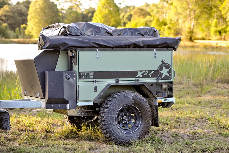Build A Patriot X2 Standard - Patriot C&ers & Build A Patriot X2 Standard - Patriot Campers | TRAILERS/TENTS ...