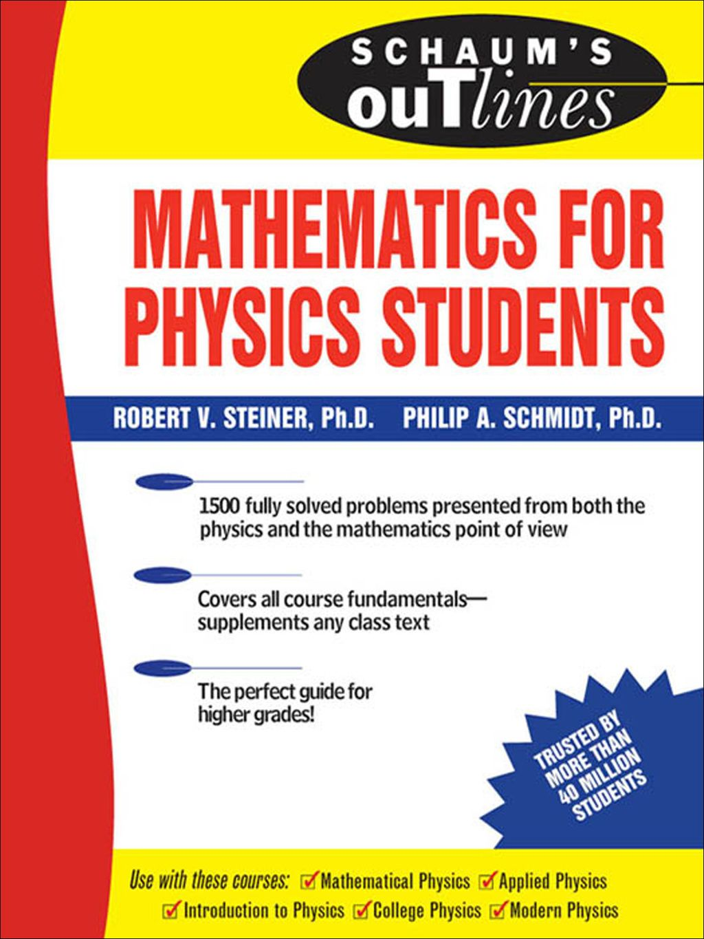 Schaum's Outline of Mathematics for Physics Students (eBook