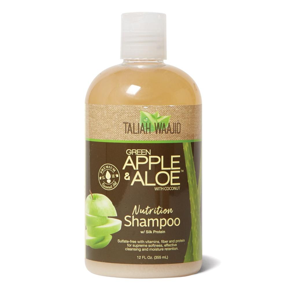 Taliah Waajid Green Apple Aloe Nutrition Shampoo By Apple Aloe Shampoo Healthy Shampoo Shampoo Natural Shampoo And Conditioner