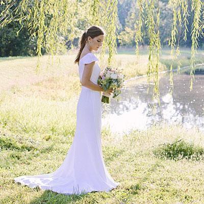 Gorgeous Cap Sleeve Wedding Dresses Wedding Dress Cap Sleeves Wedding Dress Sleeves Wedding Dresses