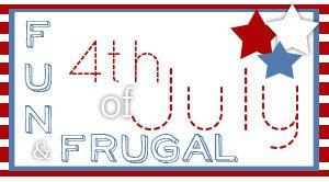 4th of July Patriotic Crafts and Recipes at TheFrugalGirls.com #patriotic #craft #recipe