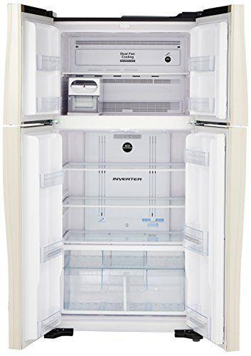 Hitachi 563 L Frost-Free Multi-Door Refrigerator (R-W610PND4 - GBK ...