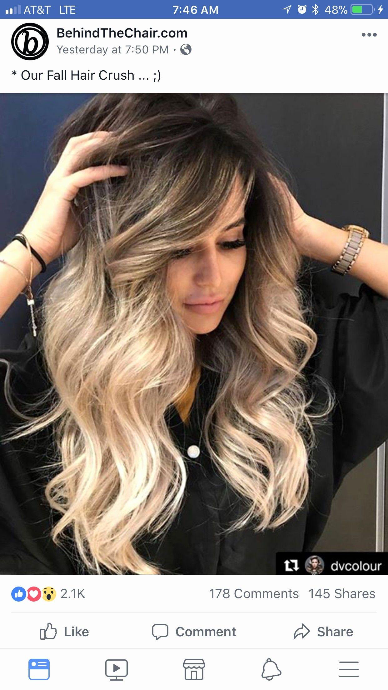 Tolle Frisuren Fur Dickes Welliges Haar Mittlerer Lange Frisuren
