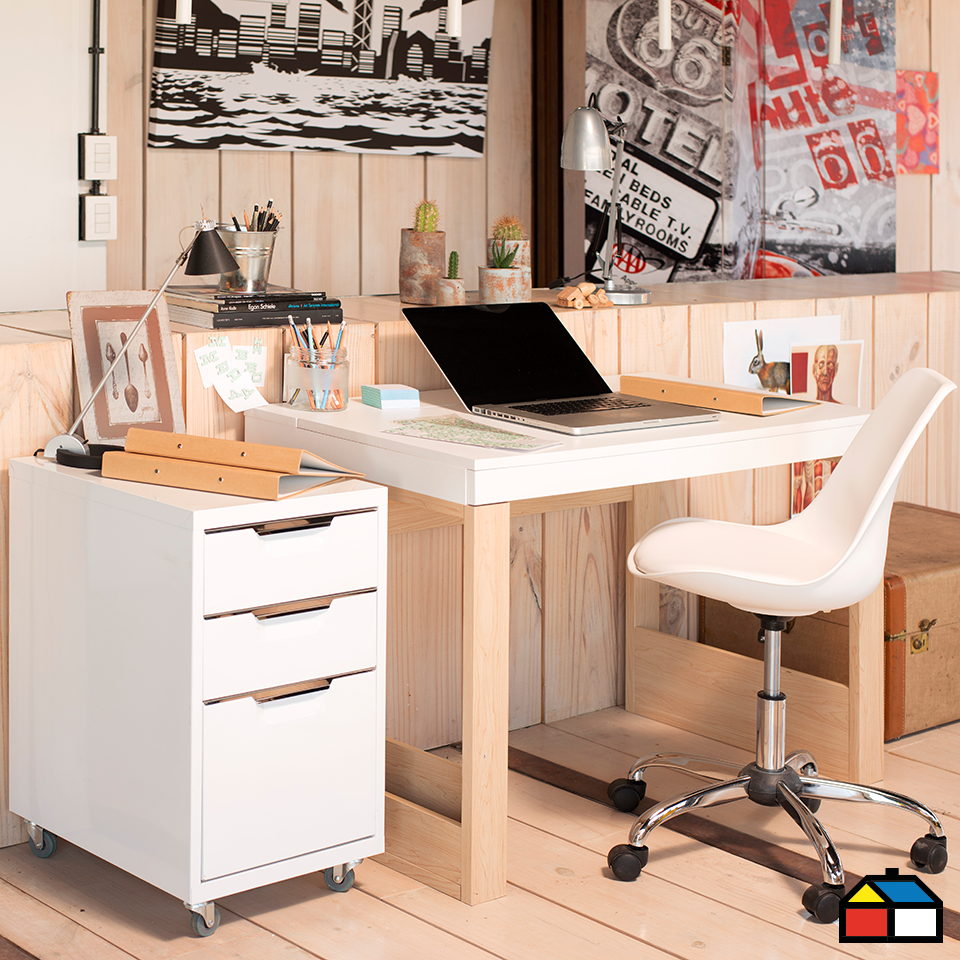 Escritorio Muebles Homeoffice Sodimac Homecenter