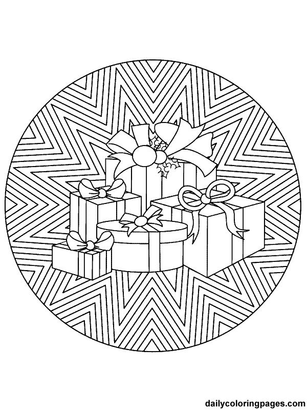 Coloriage Mandala Difficile Les Beaux Dessins De Meilleurs Dessins