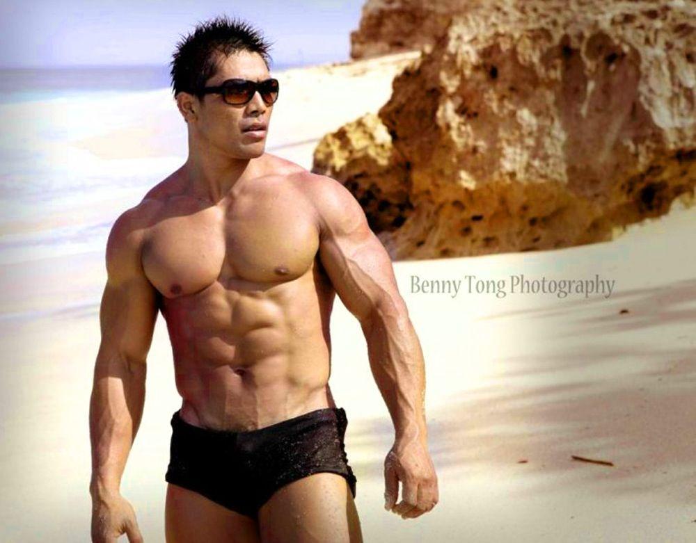 balinese naked male model
