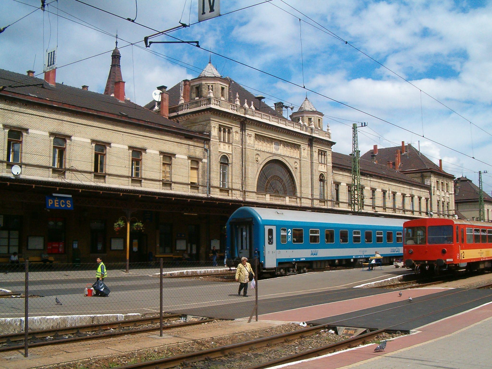 Pecs, Hungary Home of Mikolay and Christina Scherer