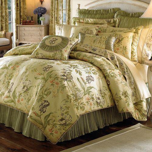 Croscill Home Fashions Iris Bedding Collection