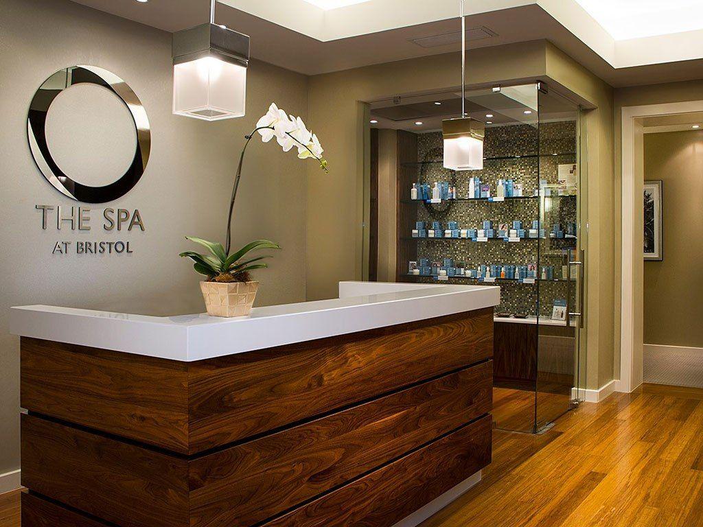 Spa spa at bristol bristol hotel pb3 pinterest for Small hotel design ideas