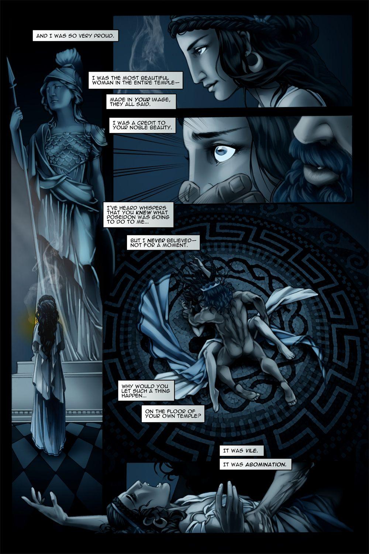 Medusas Lament pg2 by MMHudson.deviantart.com on @deviantART
