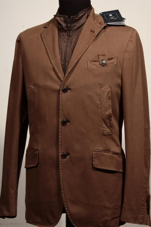 timeless design a855c 2881e Details about giubbotto FAY DRIVING JACKET giaccone uomo ...