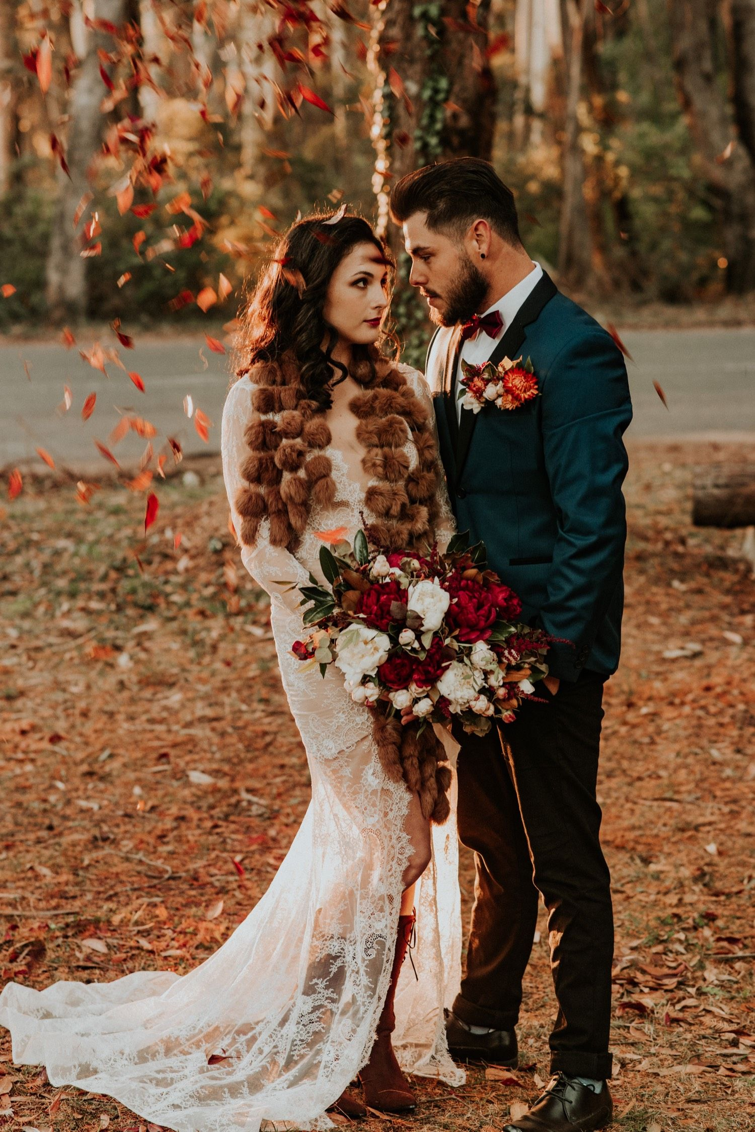 Sunsets, Autumn & Elopements 3 of our favourite things