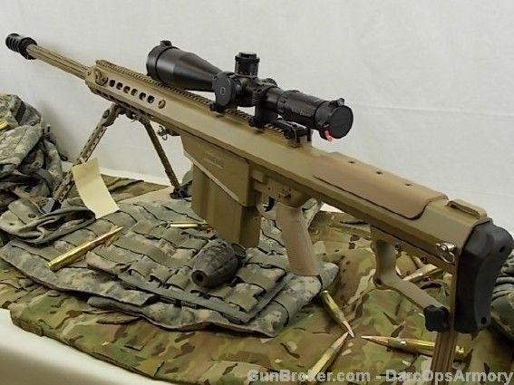 Barrett M107A1 29