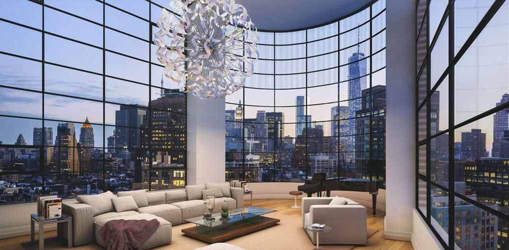The Craziest Nyc Apartments On The Market Now New York Penthouse
