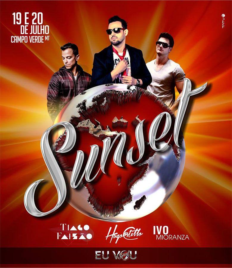 Um dos maiores festivais de musica eletrônica do estado. Deejay team da Sunset 2014.https://www.facebook.com/sunseteuvou?fref=ts (66) 9631-5351