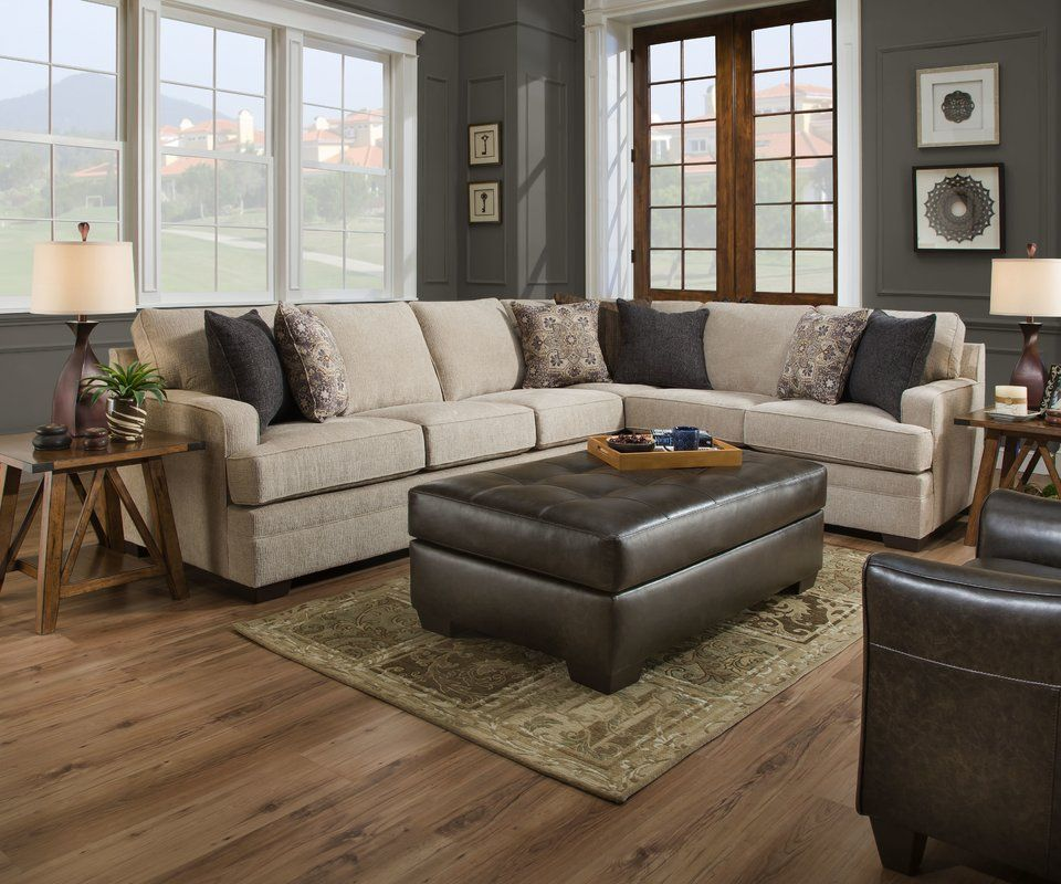 Trent Austin Design Malia Sectional Reviews Wayfair Furniture Sectional Sofa Sectional Sofa Couch