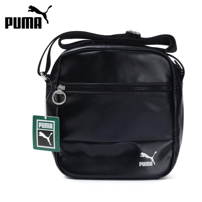 326071ea48 Original New Arrival 2017 PUMA Portable Plus Unisex Handbags Sports Bags