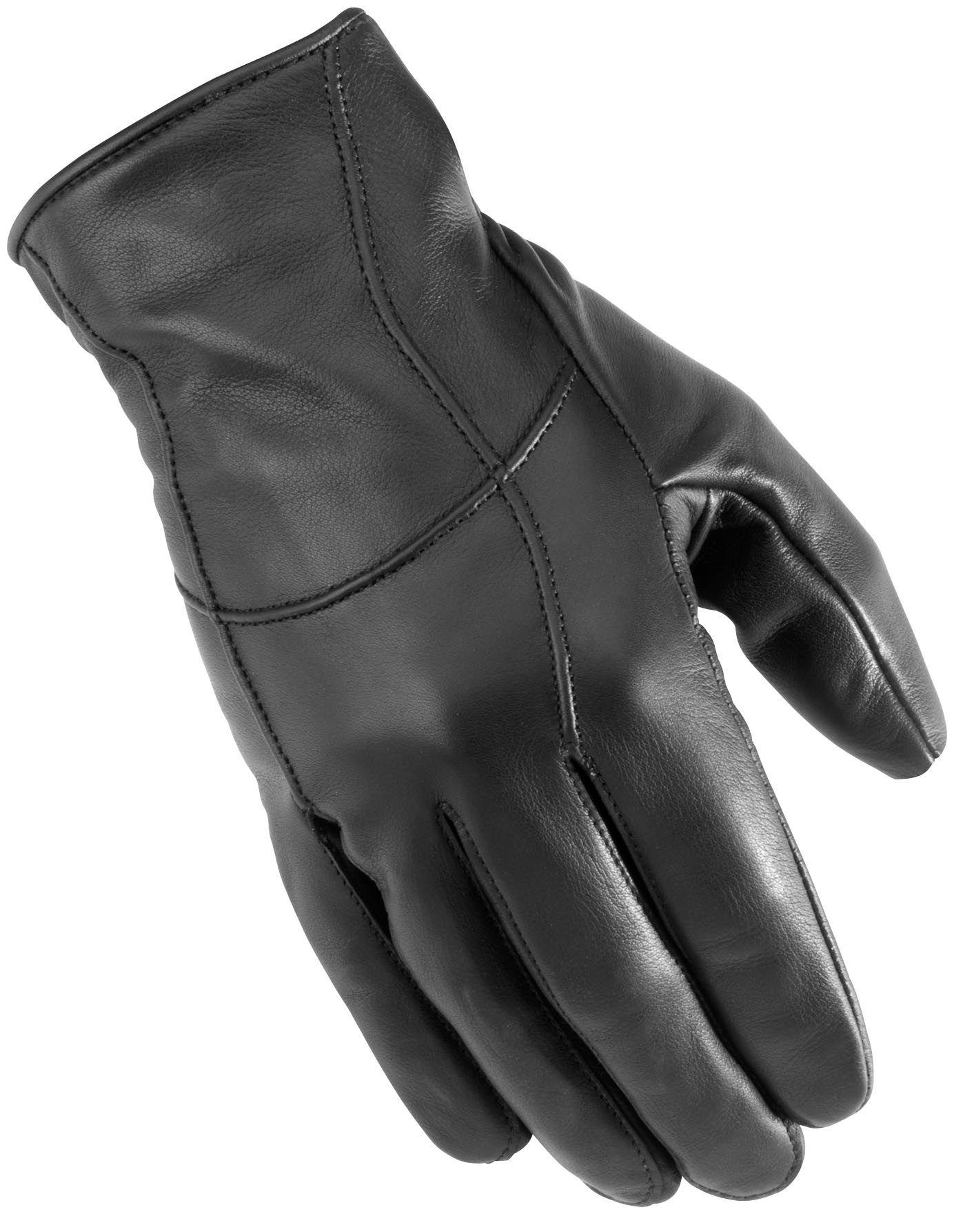 Z1R Mens 270 leather motorcycle biker street gloves