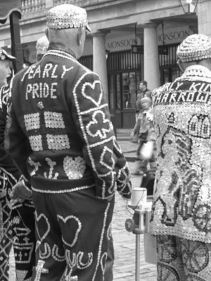 Pearly Kings London England