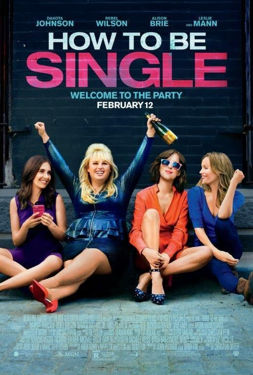 10 ways to own your singleness in chicago frau im schneidersitz inspired by the movie how to be single in theaters now ccuart Choice Image