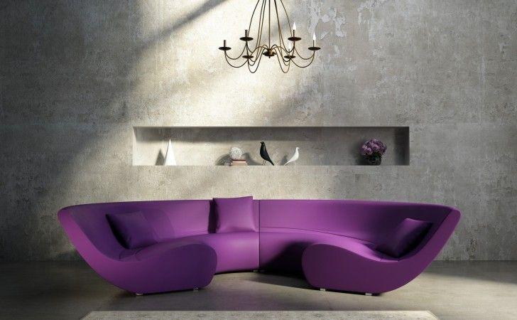 sohva, violetti, sekoittamista Ilmainen taustakuvia, kuva ...