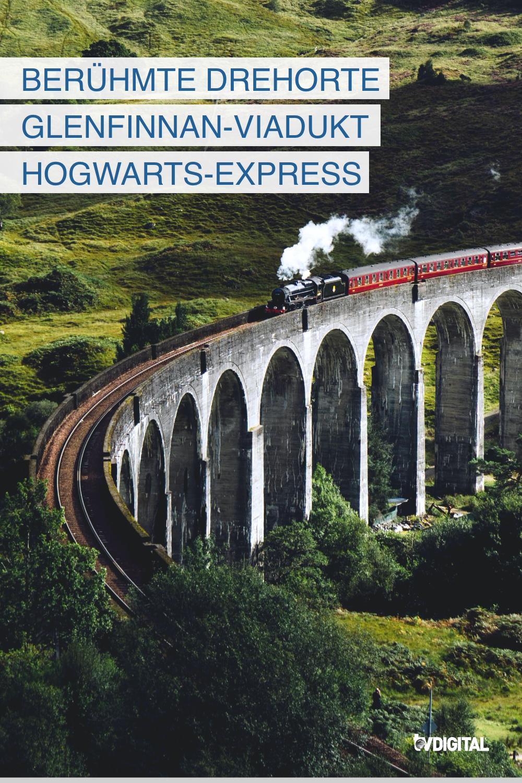 Wer Erkennt Es Genau Hier Fuhr Der Hogwarts Express In Mehreren Harry Potter Filmen Entlang Hogwarts Harry Potter Film Dreharbeiten