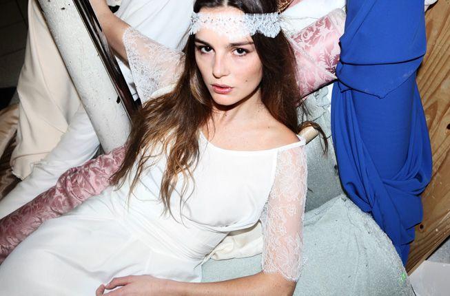 Lorafolk : créatrice de robes de mariée bohèmes et poétiques   blog-guydegrenne
