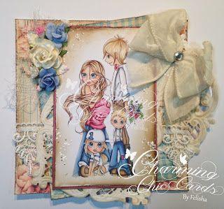Charming Chic Cards: Custom made