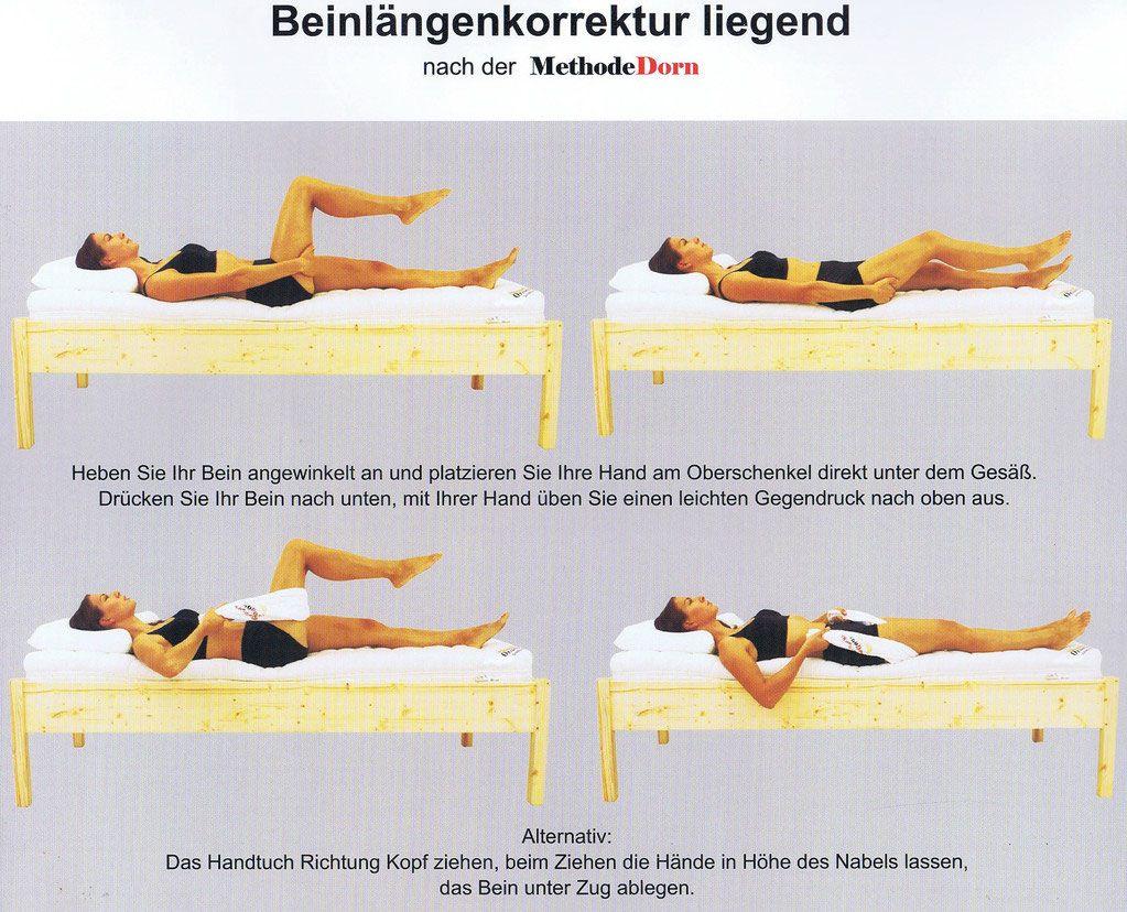 Beinlängenkorrektur liegend nach der … | Fitness - Sport - Wellness ...