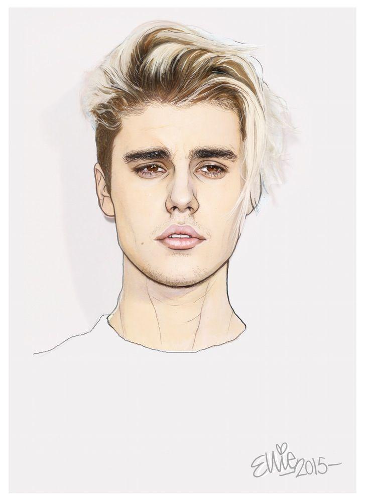 Pin by christian jones on justin bieber pinterest famosos dibujos and caricaturas - Justin bieber dessin ...
