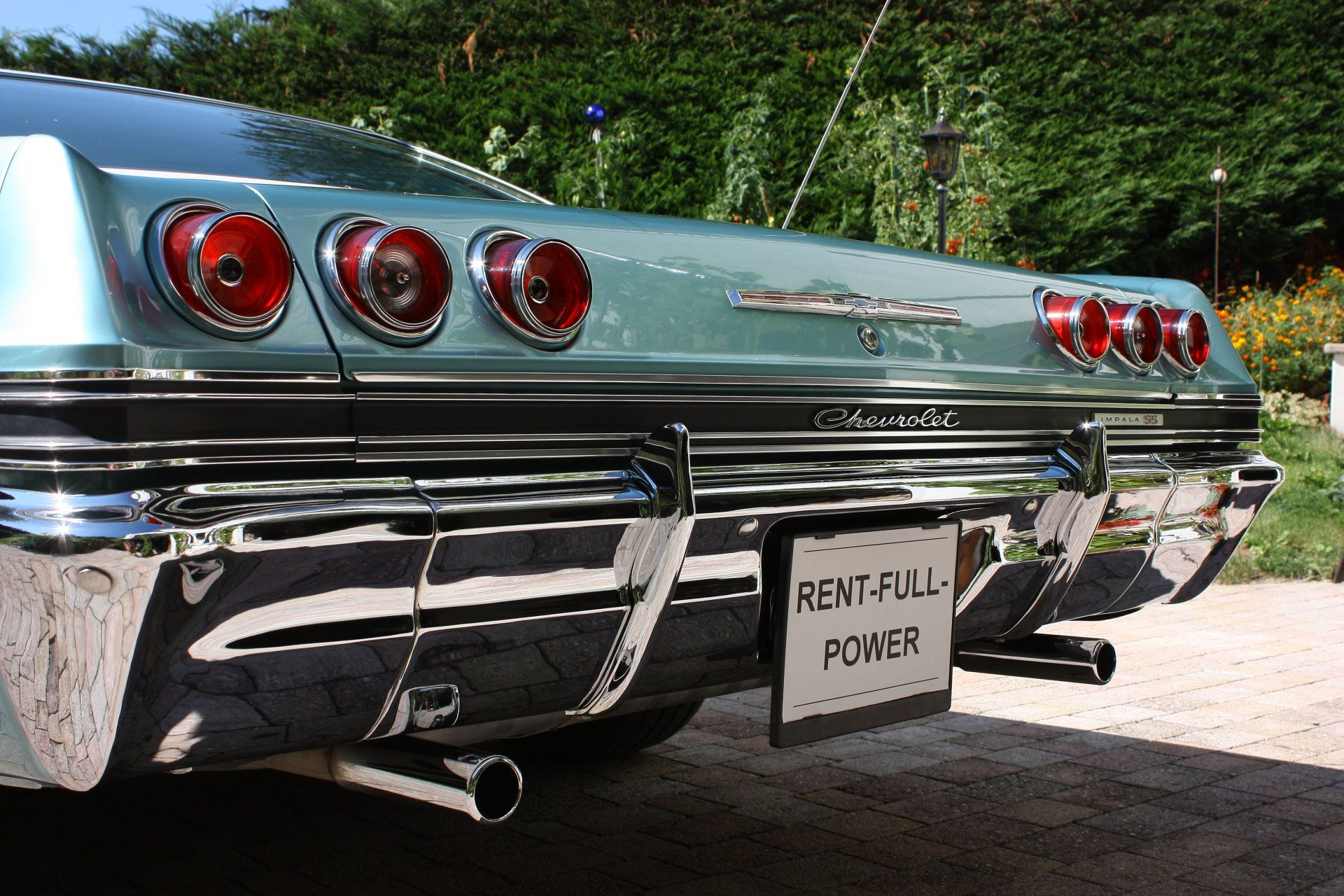 65 chevrolet impala chevrolet impala bj 65 oldtimer ohne begleitperson leihen