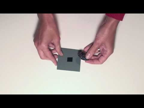 Vídeo tutorial del uso de la lámpara de UV para el Magic-Gloss de Lisa Pavelka.