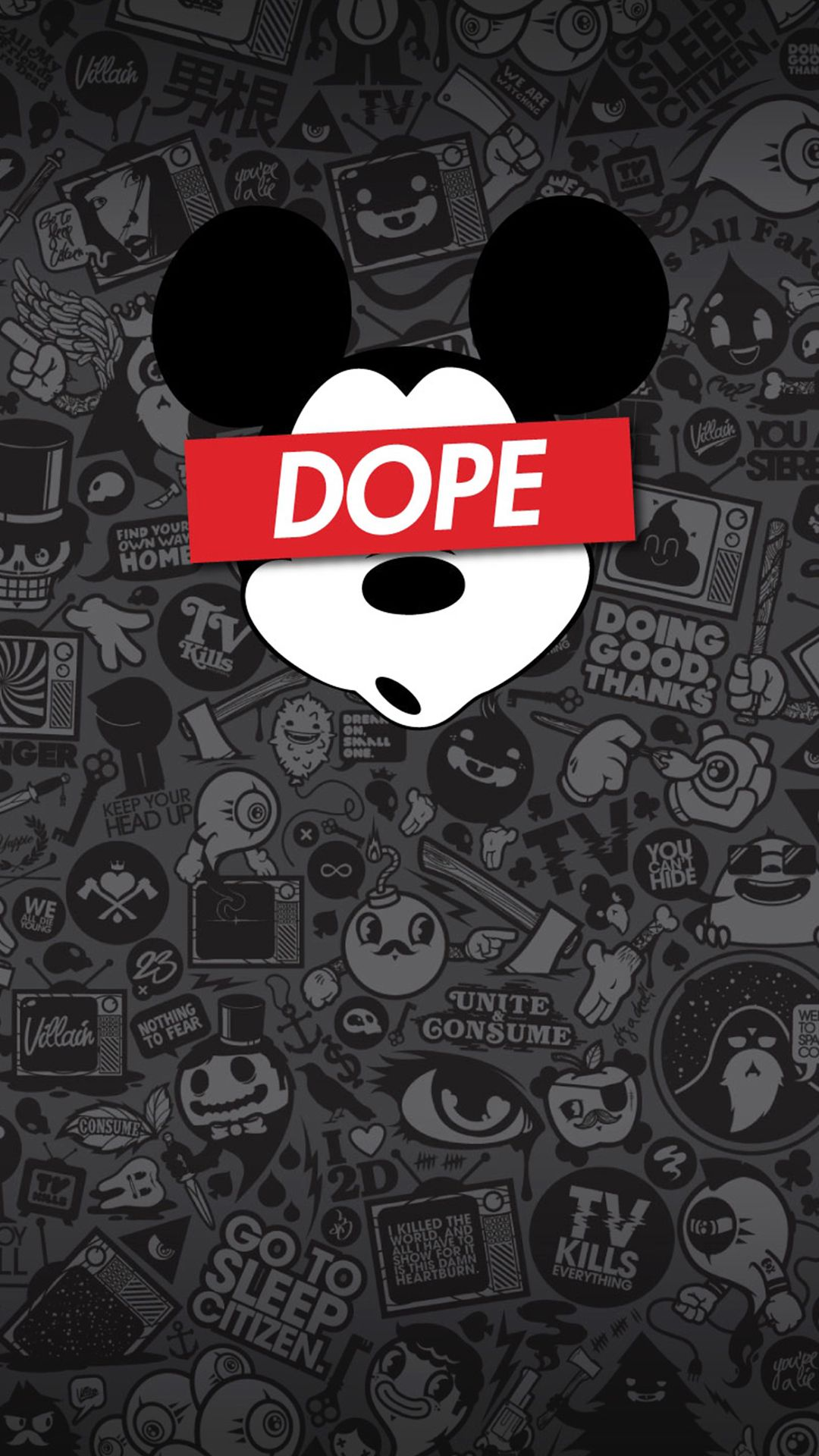 Live Wallpaper Plus Supreme iphone wallpaper, Hypebeast