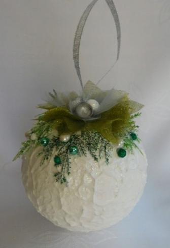 Bombka Allegro Christmas Bulbs Christmas Ornaments Holiday Decor