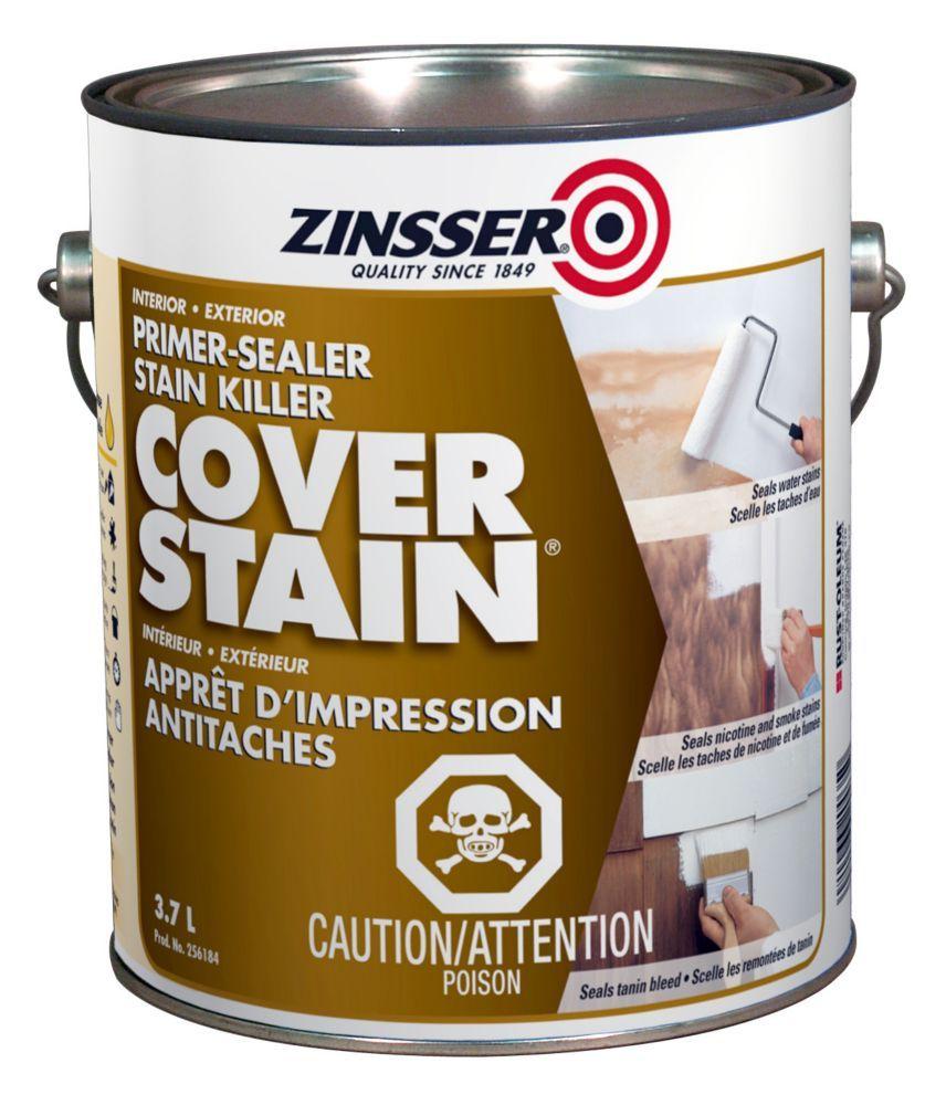 Zinsser Cover Stain Cover stains, Primer sealer