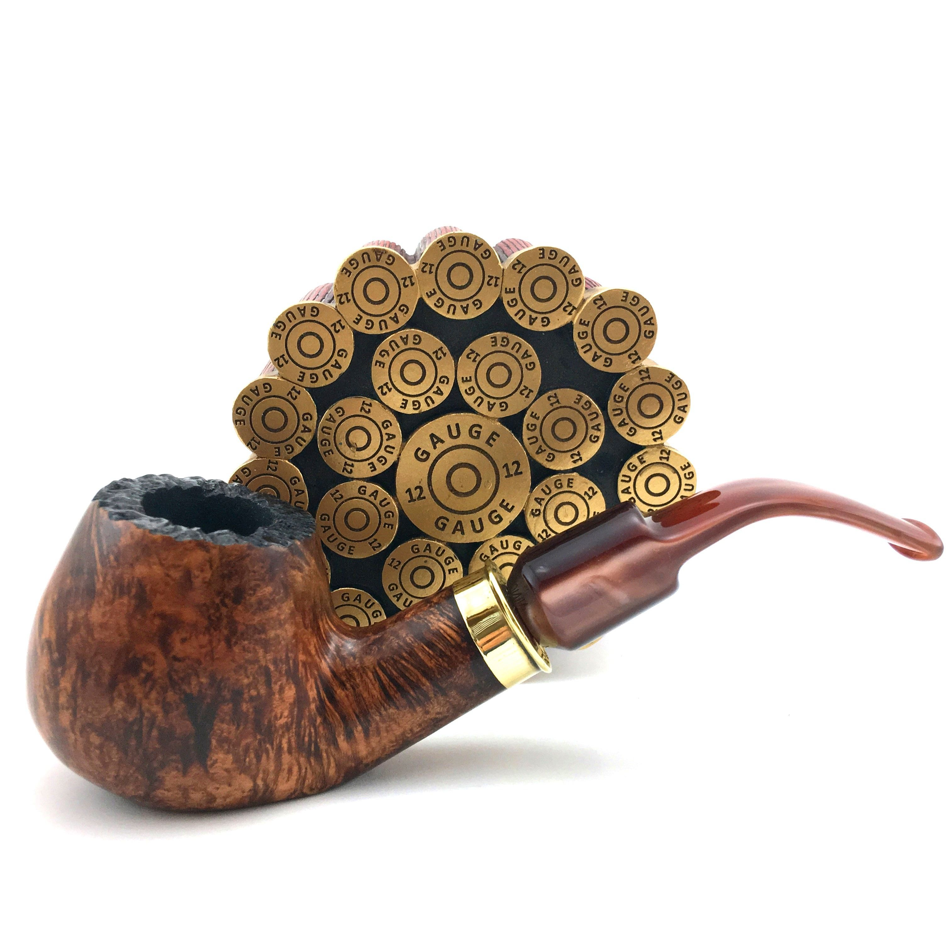 Pin on Boswell Shotshell pipes