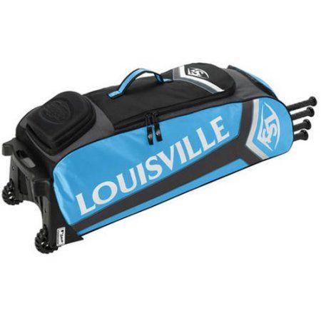 Louisville Slugger Series 7 Rig Equipment Bag, Blue