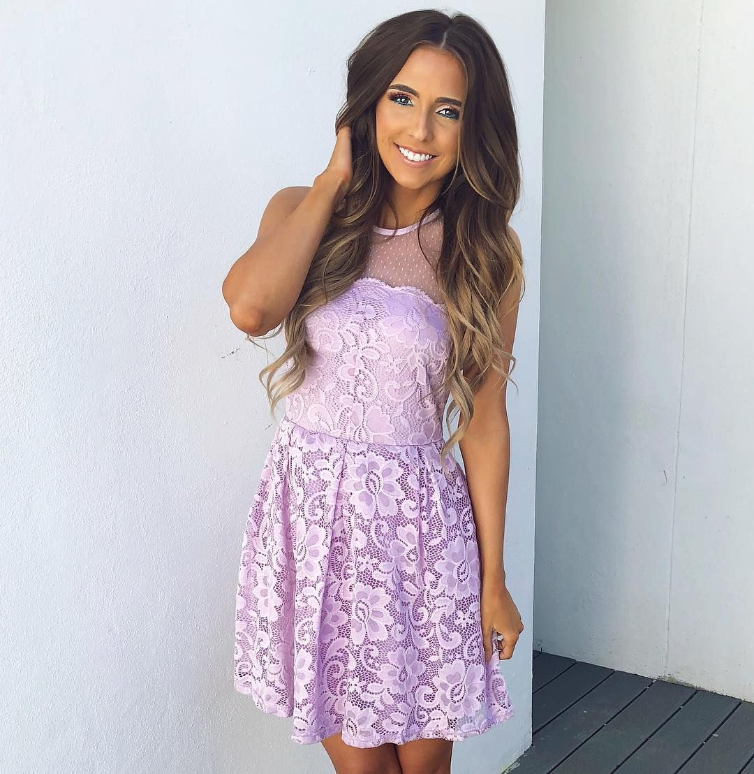 Lace dress purple   Likes  Comments  Hopeus shophopes on Instagram ucThis