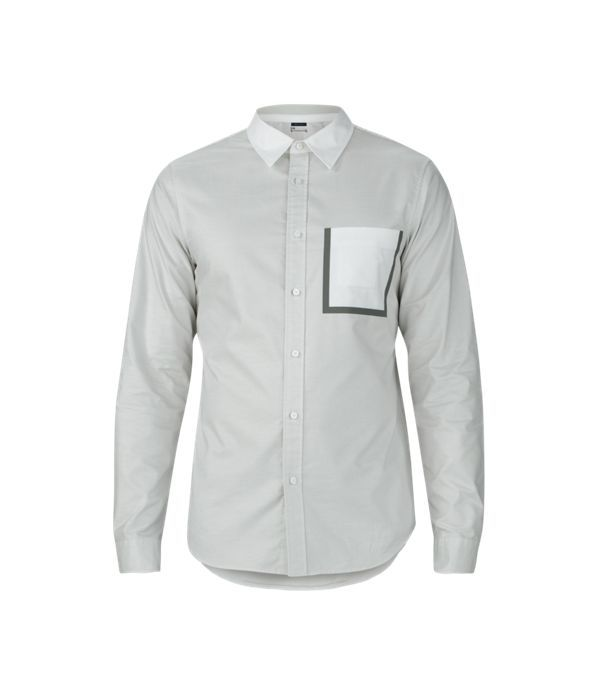 Draftday Oxford Engineered Stretch Woven Shirt