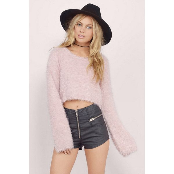 Tobi Out To Play Fuzzy Sweater (485.135 IDR) ❤ liked on Polyvore ...