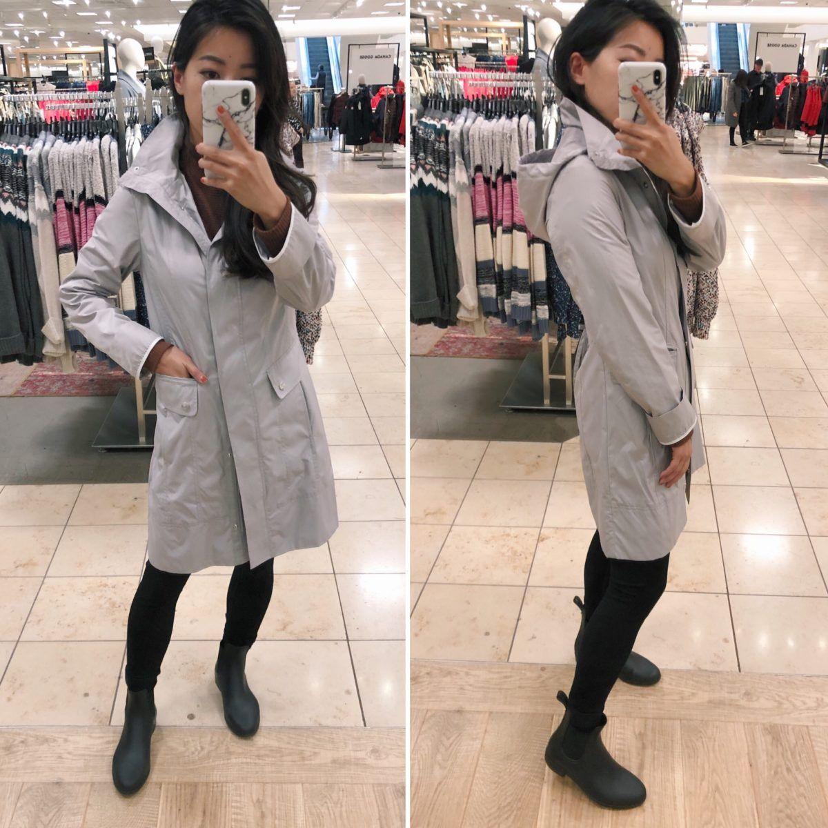 Trench Coats Rain Jackets For Petite Women Petite Trench Coat Stylish Rain Boots Petite Raincoat [ 1200 x 1200 Pixel ]