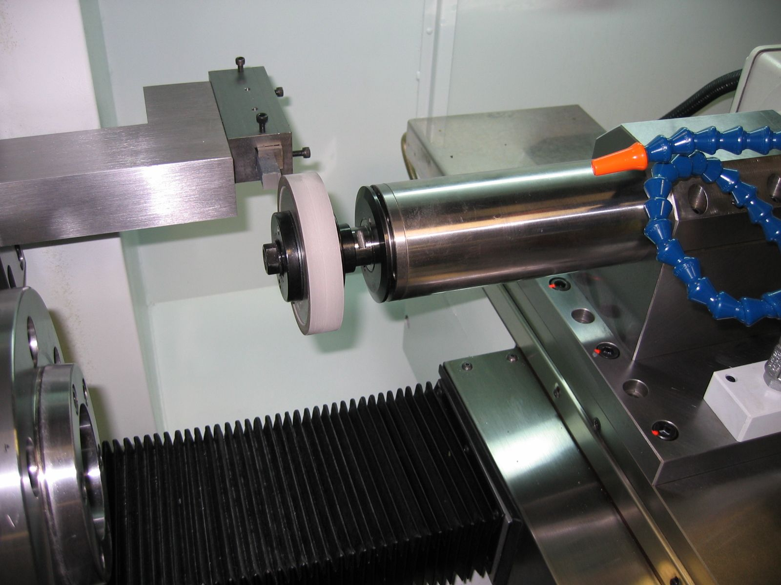 Fryer ET-21 lathe with Grinder and tool post option