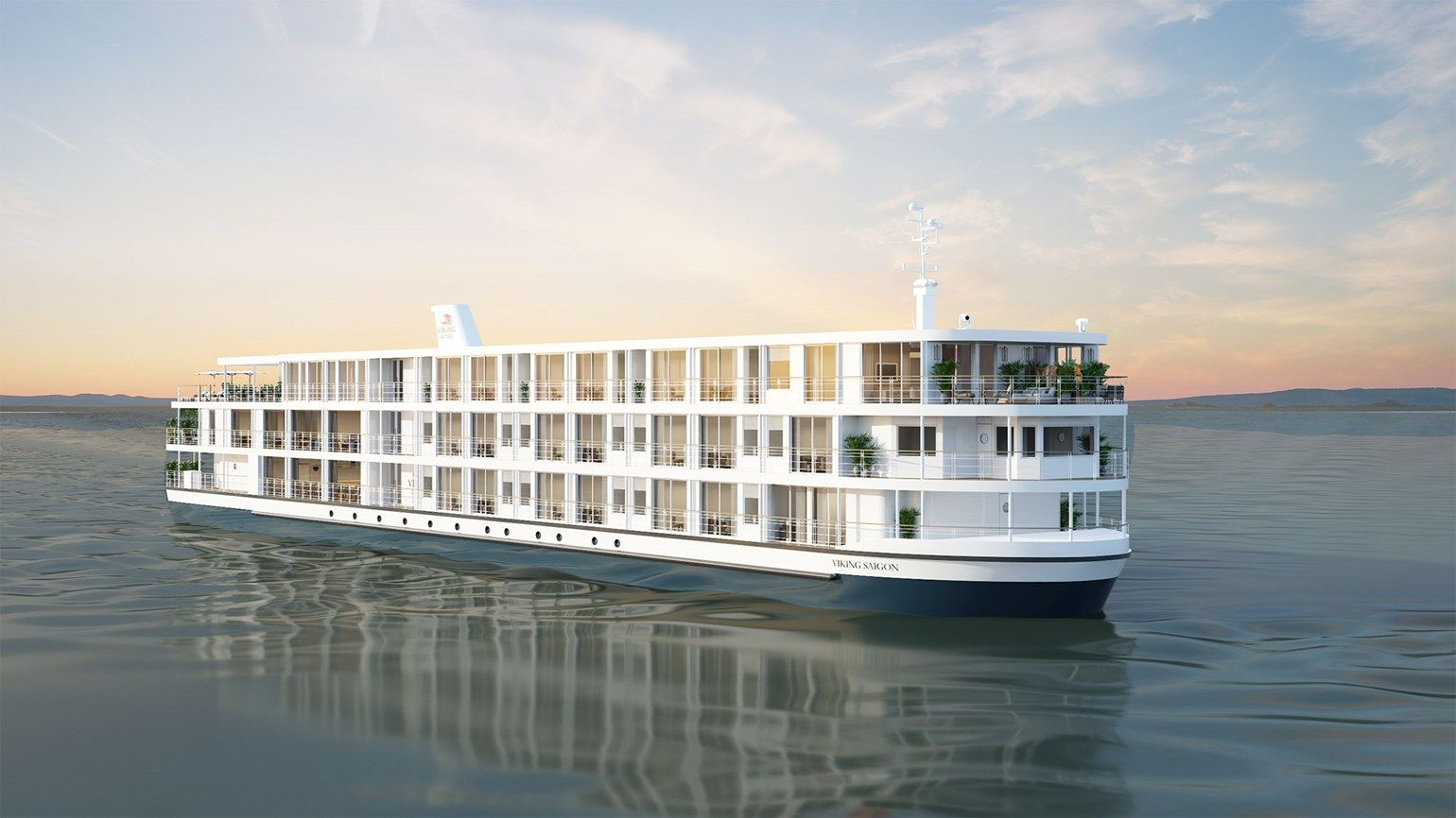Viking to launch newbuild for Mekong sailings in 2021