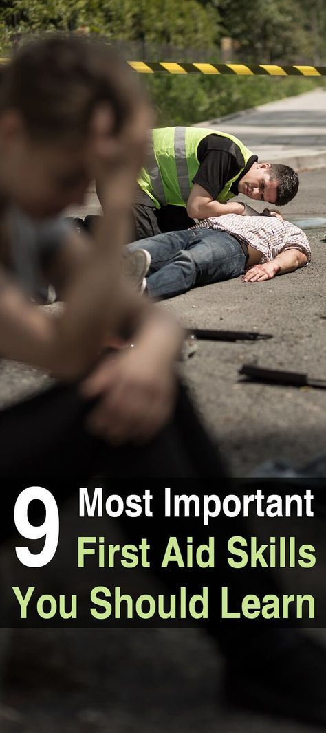 9 Most Important First Aid Skills To Learn | Urban Survival Site
