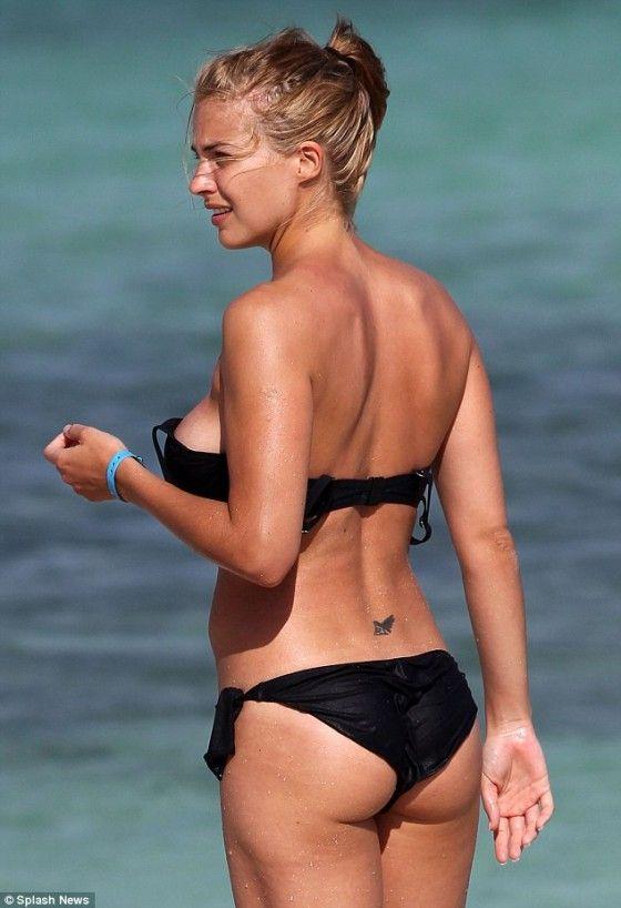 Gemma atkinson bikini consider