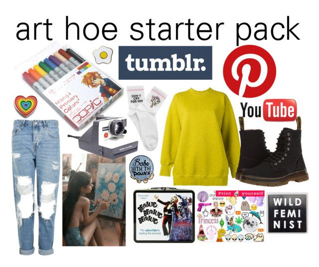 art hoe starter pack
