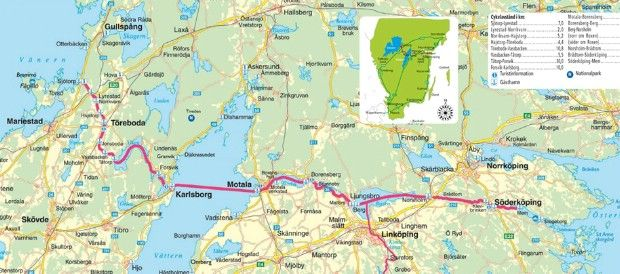 Rent A Boat On The Gota Canal In Sweden And Explore Sweden S
