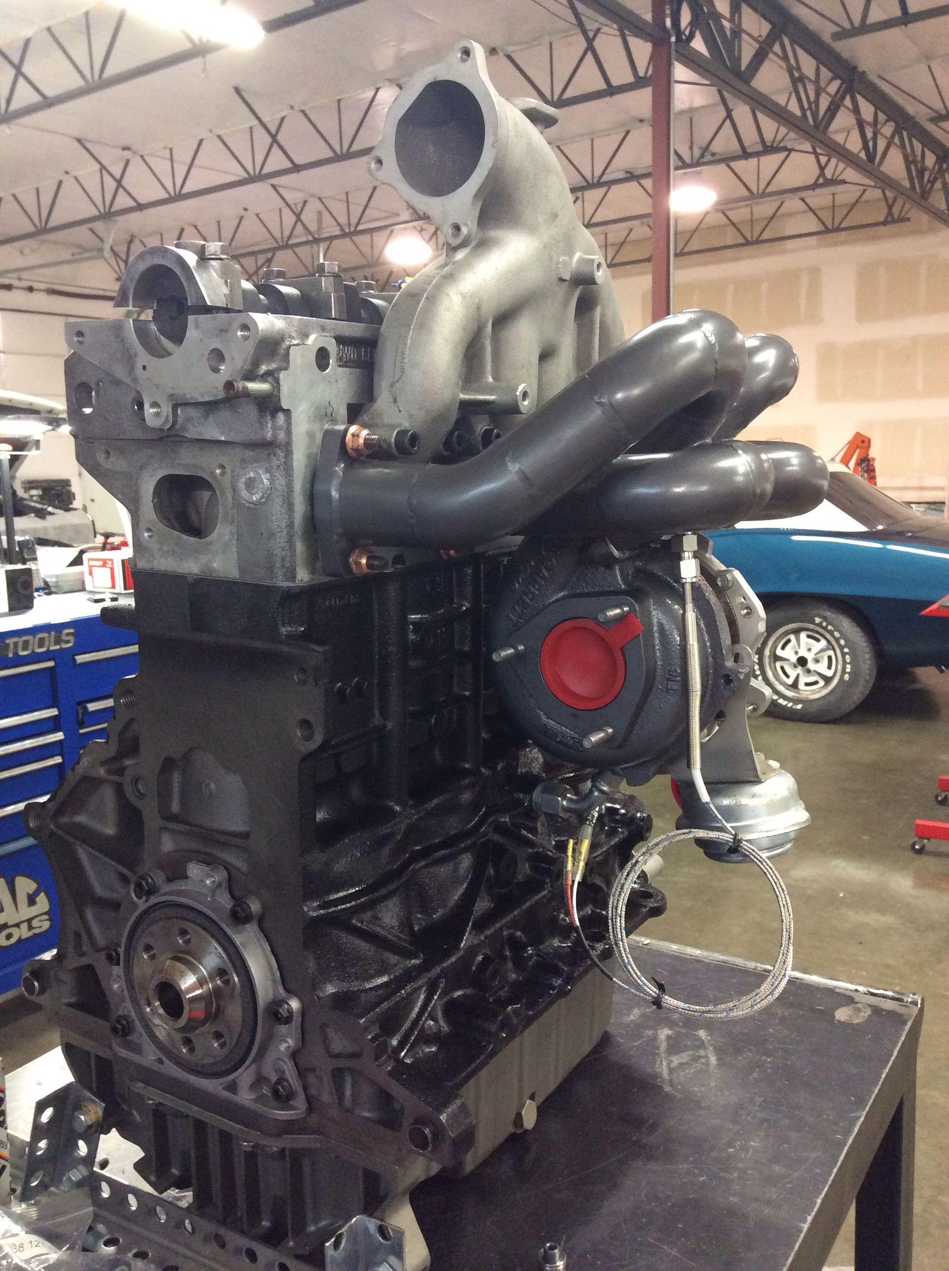 GTB2260VK Turbo, PD150 intake, Tubular exhaust, & ported head