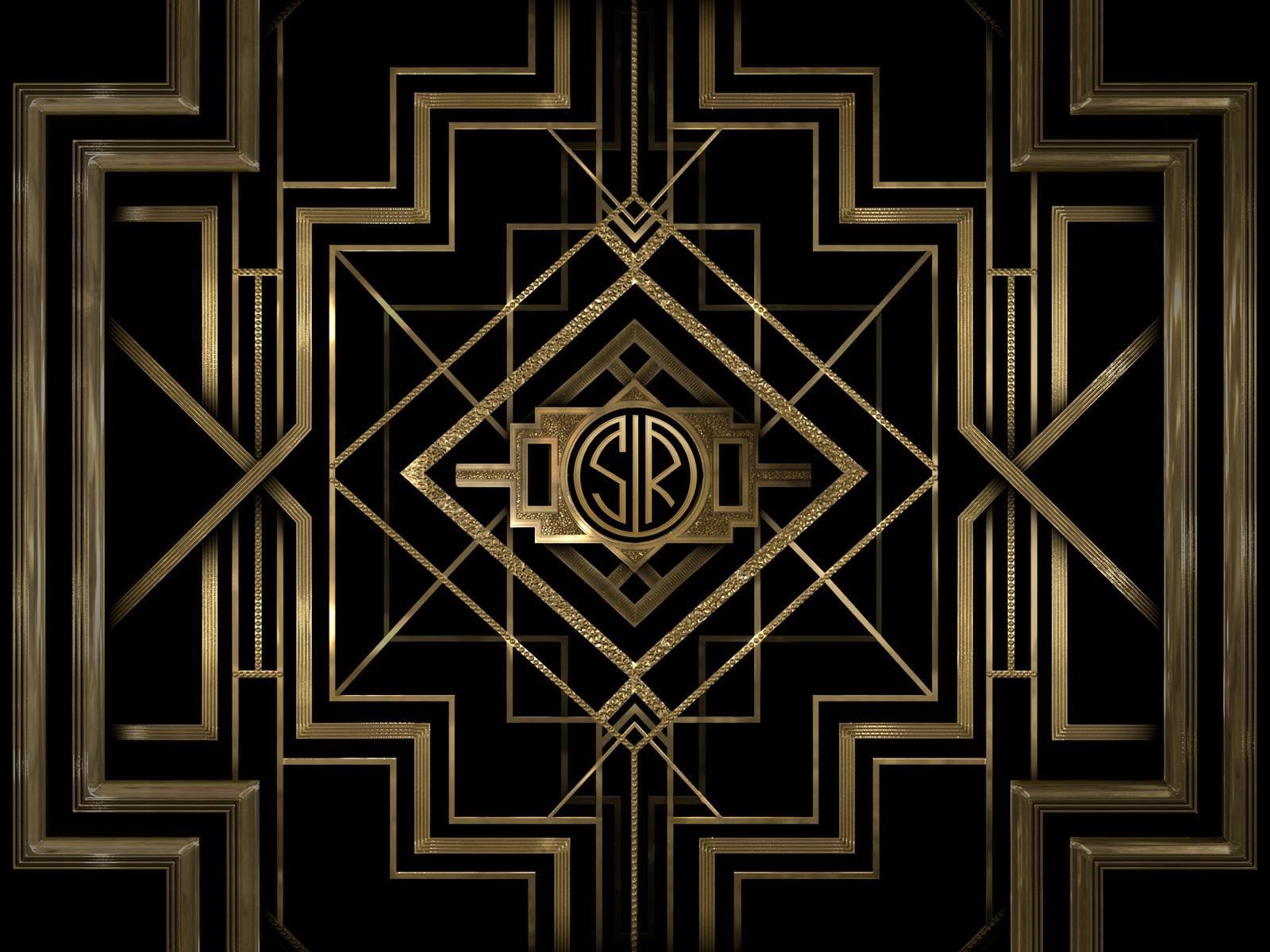 Sr Deco Desktop Wallpaper Art Deco Wallpaper Art Deco Pattern Art Deco