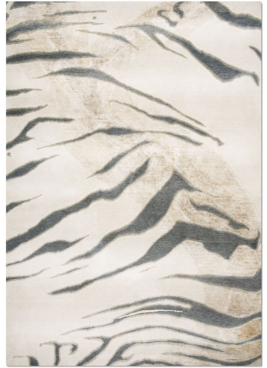 Modernweave.com | Collections | Modern Culture | Rug Addict | Tibet Tiger No.6